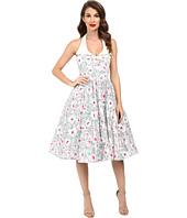 Unique Vintage - Halter Dress