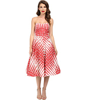 Unique Vintage - Darcy Printed Swing Dress