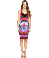 Versace Jeans - Sleeveless Printed Dress