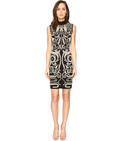 Versace Jeans - Sleeveless Keyhole Dress