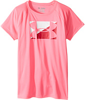 Under Armour Kids - Big Logo Short Sleeve Tee (Big Kids)