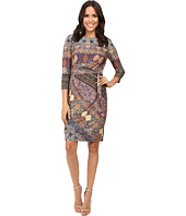 Christin Michaels - Manchester Side Tie Dress