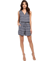 Christin Michaels - Rhina Printed Romper