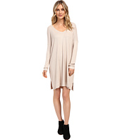 Culture Phit - Charlie Long Sleeve Waffle Dress