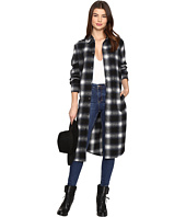 BB Dakota - Rivington Plaid Shirt Coat