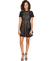 BB Dakota - Adelina Contrast Lace Dress