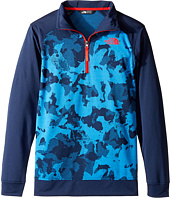The North Face Kids - Kickin It 1/4 Zip (Little Kids/Big Kids)