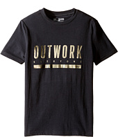 Under Armour Kids - Outwork Everybody Short Sleeve Tee (Big Kids)