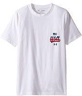 Under Armour Kids - Home of the Brave Short Sleeve Tee (Big Kids)