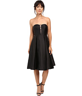 Adrianna Papell - Strapless Mikado Party Dress