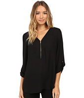 Christin Michaels - Nutmeg Blouse
