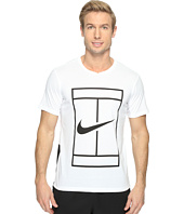 Nike - Court Dry Short Sleeve Tennis Top