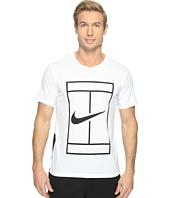 Nike - Court Dry Short Sleeve Tennis Top