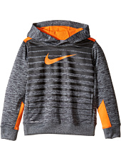 Nike Kids - Heather Stripe Pullover Hoodie (Toddler)