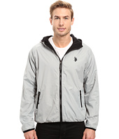 U.S. POLO ASSN. - Reversible Shell Fleece Hoodie
