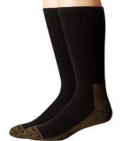 Carhartt - Full Cushion Steel Toe Synthetic Work Boot Socks 2-Pack