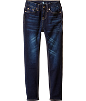 7 For All Mankind Kids - The Skinny Stretch Denim Jeans in Tried and True (Little Kids)
