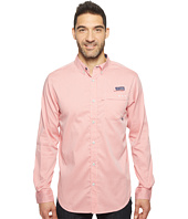 Columbia - Super Harborside Slim Fit Woven Long Sleeve Shirt