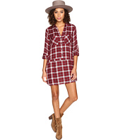 Jack by BB Dakota - Anden Plaid Shirtdress