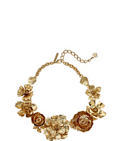 Oscar de la Renta - Bold Flower Necklace