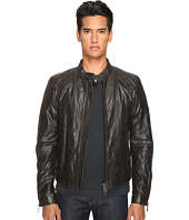 BELSTAFF - Outlaw Lightweight Hand Waxed Leather Jacket