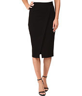 MICHAEL Michael Kors - Asymmetrical Faux-Wrap Skirt