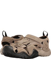 Crocs - Swiftwater Suede Fisherman