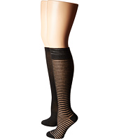 Steve Madden - 2-Pack Crochet Knee High