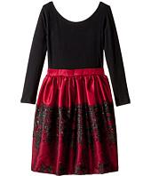 fiveloaves twofish - Bella Ballerina Holiday Dress (Little Kids/Big Kids)