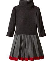 fiveloaves twofish - Little Harringbone Dress (Toddler/Little Kids/Big Kids)