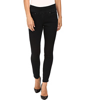 Jag Jeans Petite - Petite Nora Pull-On Skinny in Comfort Denim in Black Void