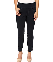Jag Jeans Petite - Petite Amelia Pull-On Ankle in Comfort Denim in After Midnight