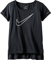 Nike Kids - Dry Running Top (Little Kids/Big Kids)