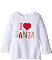 Mud Pie - I Love Santa Tunic (Infant/Toddler)