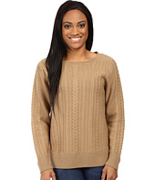 Pendleton - Petite Connie Cable Pullover