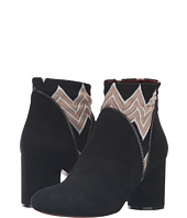 Missoni - Inset Print Ankle Boot