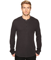 7 For All Mankind - Long Sleeve Thermal Henley