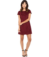 Jessica Simpson - Faux Suede T-Shirt Dress