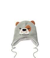 San Diego Hat Company Kids - Fleece Lined Dog Beanie with Ear Covers and Tie (Toddler/Little Kids)