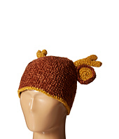 San Diego Hat Company Kids - Crochet Deer Beanie (Infant/Toddler/Little Kids)