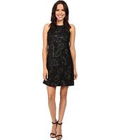 Jessica Simpson - Floral Sequin Dress