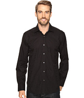 BUGATCHI - Italo Long Sleeve Woven Shirt