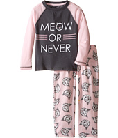 P.J. Salvage Kids - Meow or Never Cat Sleep Set (Toddler/Little Kids/Big Kids)