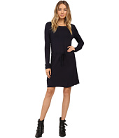 Culture Phit - Naya Long Sleeve Drawstring Dress