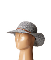 San Diego Hat Company - KNH3392 Knitted Round Faux Leather Hat