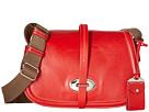 Florentine Small Saddle Bag