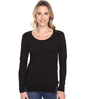 Mod-o-doc - Classic Jersey Long Sleeve Tee w/ Thermal Contrast