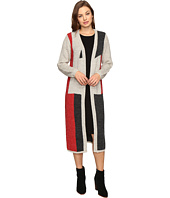 Christin Michaels - Bexley Long Sleeve Color Block Sweater