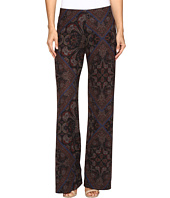 Nally & Millie - Printed Pull-On Pants