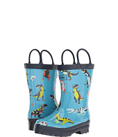 Hatley Kids - Roaring Trex Rain Boots (Toddler/Little Kid)